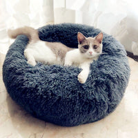 Super Soft Washable Cat Bed