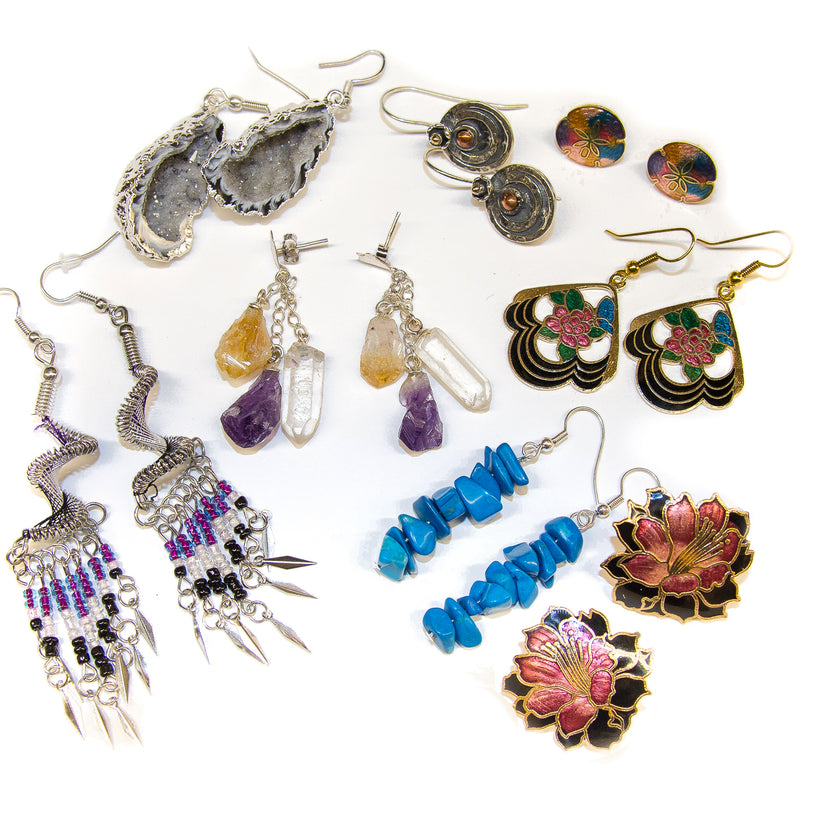 Earrings - Premade & Supplies