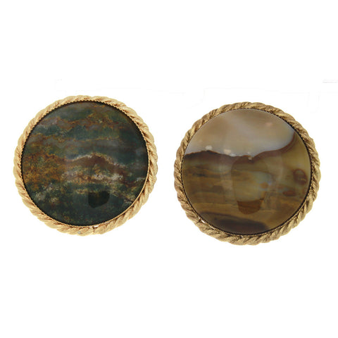 SLIDE GEMSTONE COIN 40 MM BOLA