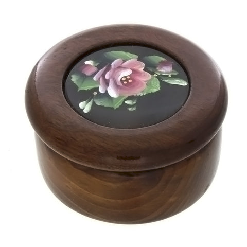 DECOR BOX PAINTED WOOD NOVELTY (1)