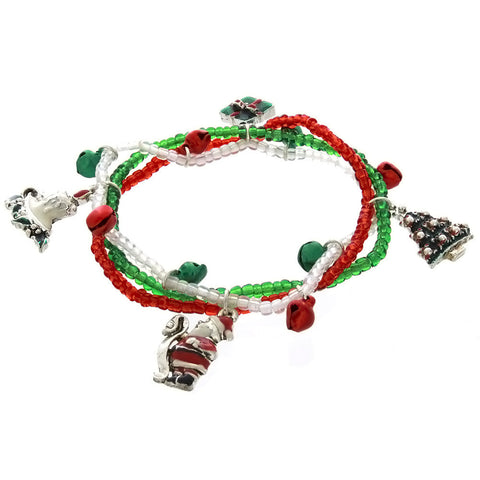 CHRISTMAS BRACELET CHARM NOVELTY