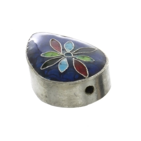 CLOISONNE TEARDROP 8 X 14 X 20 MM LOOSE (5 PC)
