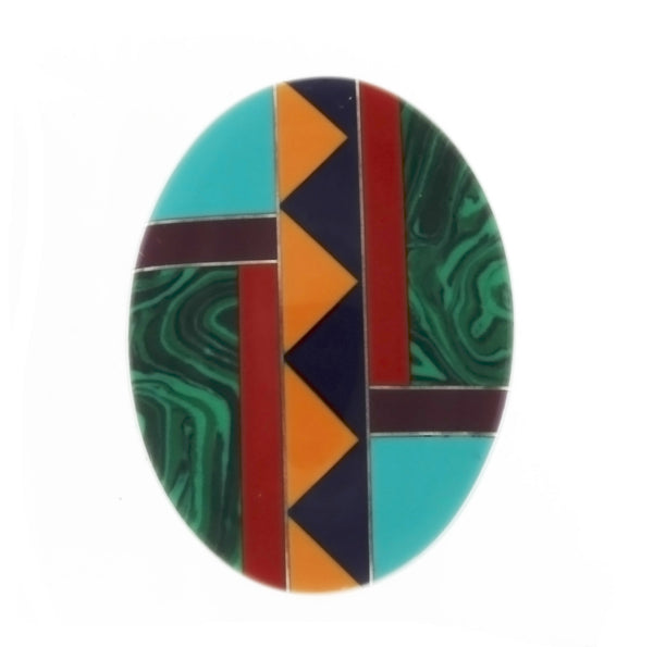 MOSAIC NUMBER 1 CABOCHONS