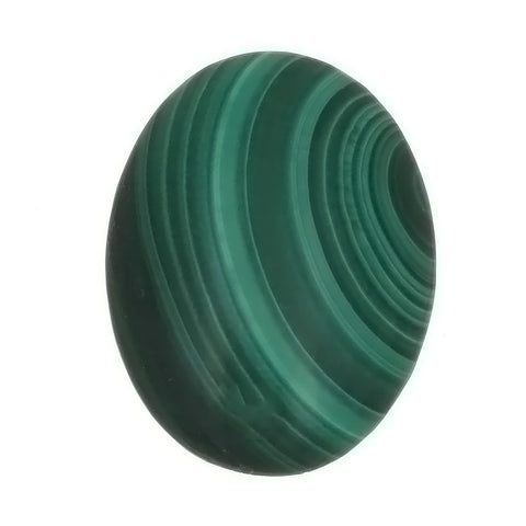 GEMSTONE MALACHITE CABOCHONS