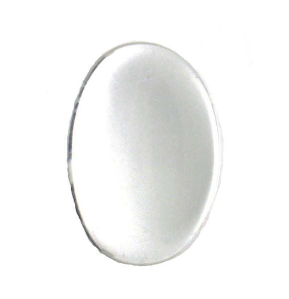 GEMSTONE QUARTZ CLEAR CABOCHONS