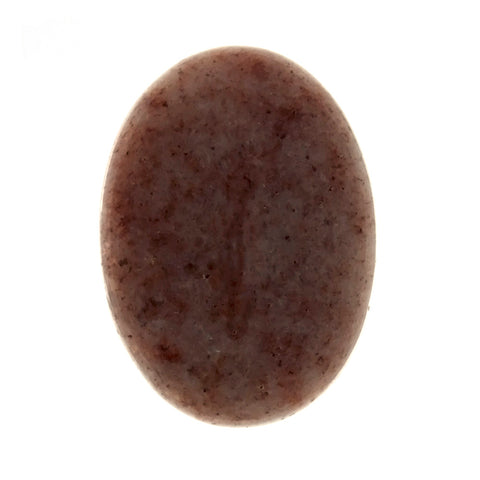 GEMSTONE AVENTURINE PURPLE CABOCHON 22 X 30 MM