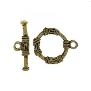 CLASP TOGGLE 15 MM FINDING (1 DOZ)