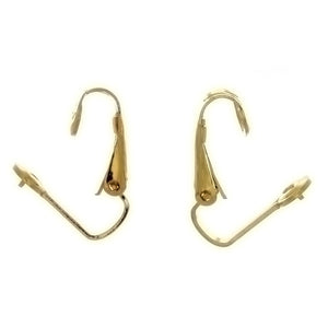 X CLIP-ON CUP EARRINGS (12 PAIR)