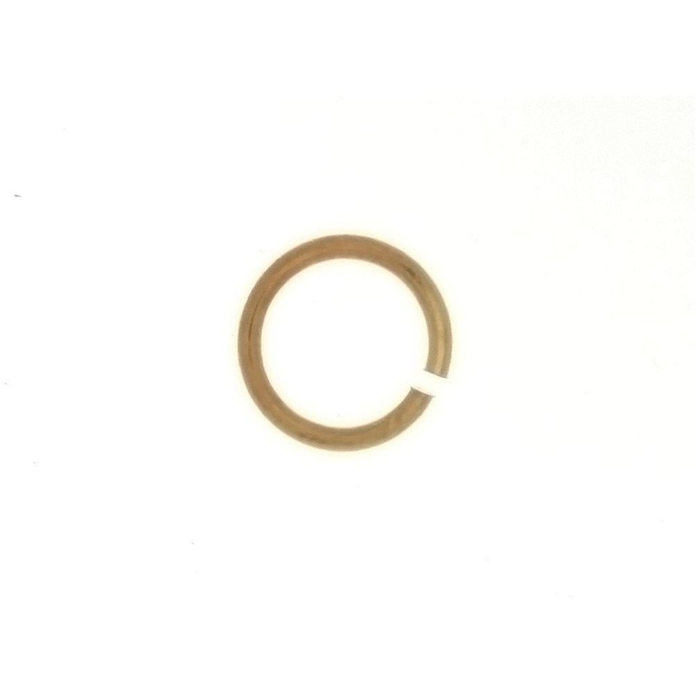 RING JUMP ROUND 3 1/2 MM FINDING (50 PCS)
