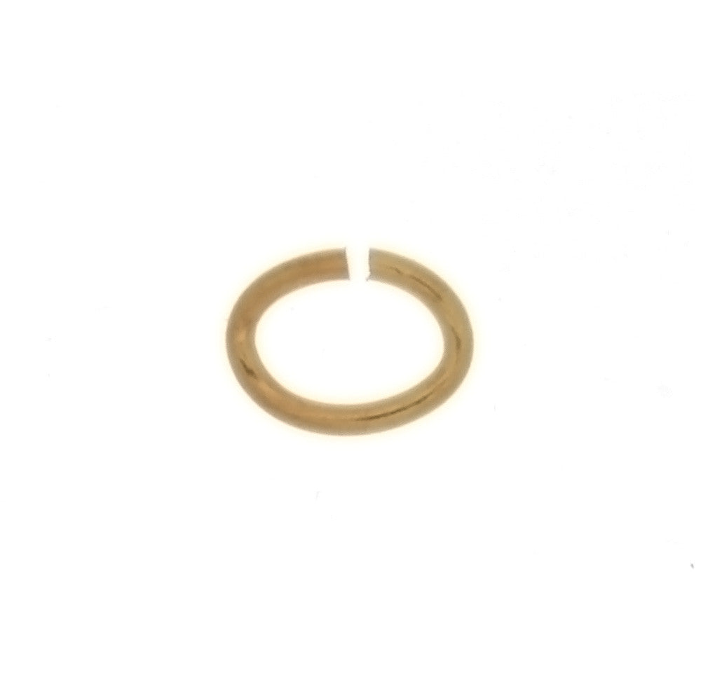 RING JUMP OVAL 4 X 5 MM FINDING (50 PC)