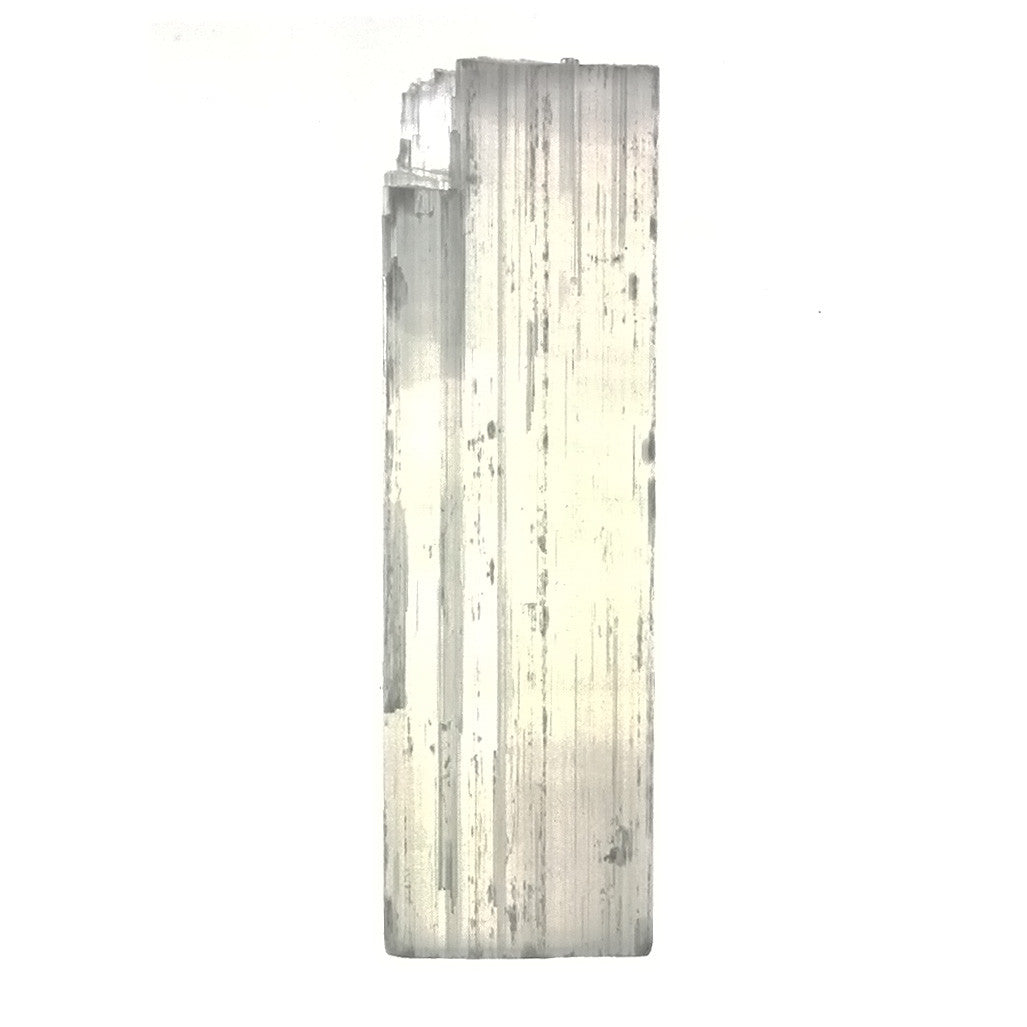 SPECIMEN NATURAL SELENITE STICK