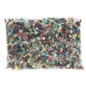 TUMBLED GEMSTONE VARIOUS SMALL (4 OZ)