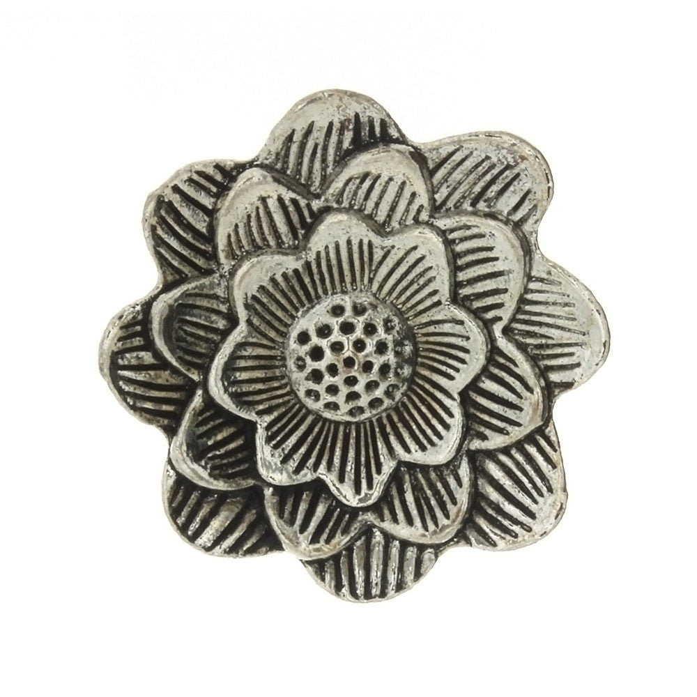 NATURE FLOWER 35 MM BASE CHARM