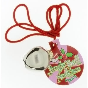 CHRISTMAS NECKLACE BELL NOVELTY