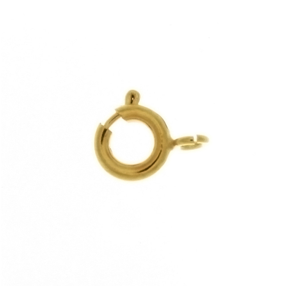 CLASP SPRING RING 3 MM FINDING (1 DOZ)