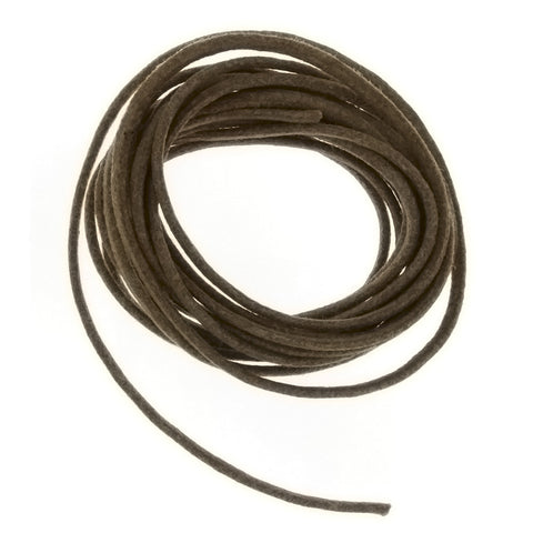 CORD SUEDE TAN 2 MM 6 FT