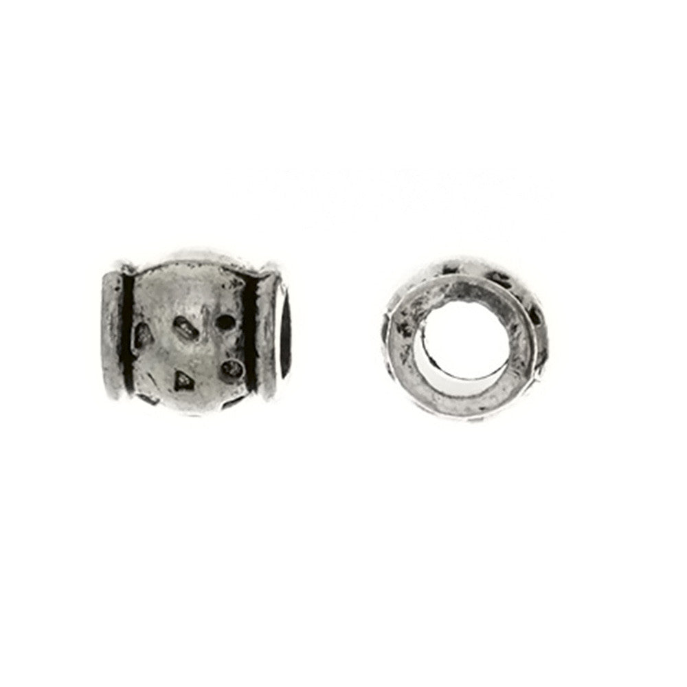 SPACER BARREL 10 X 10 MM