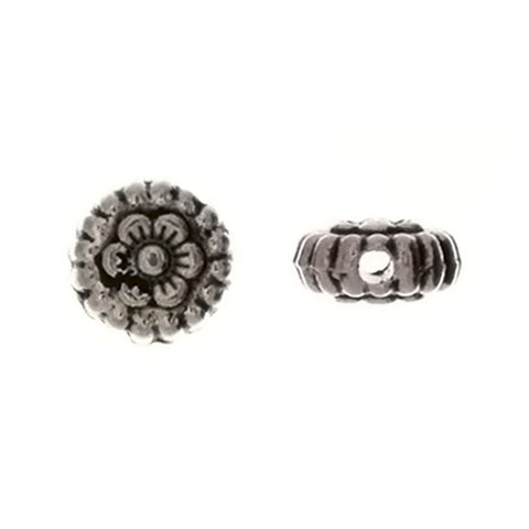 BEAD NATURE FLOWER 4 X 9 MM