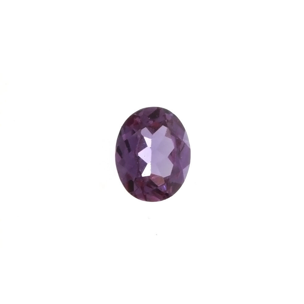 CUBIC ZIRCONIA ALEXANDRITE OVAL FACETED GEMS