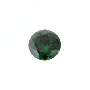LAB GROWN EMERALD ROUND GIANT FACETED GEMS