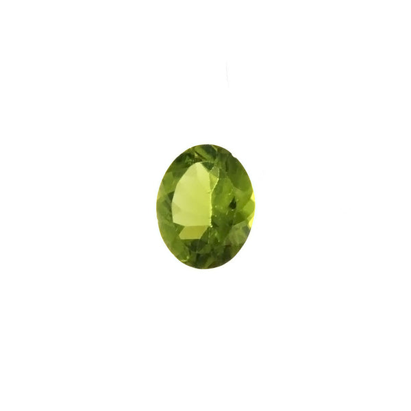 GEMSTONE PERIDOT OVAL FACETED GEMS