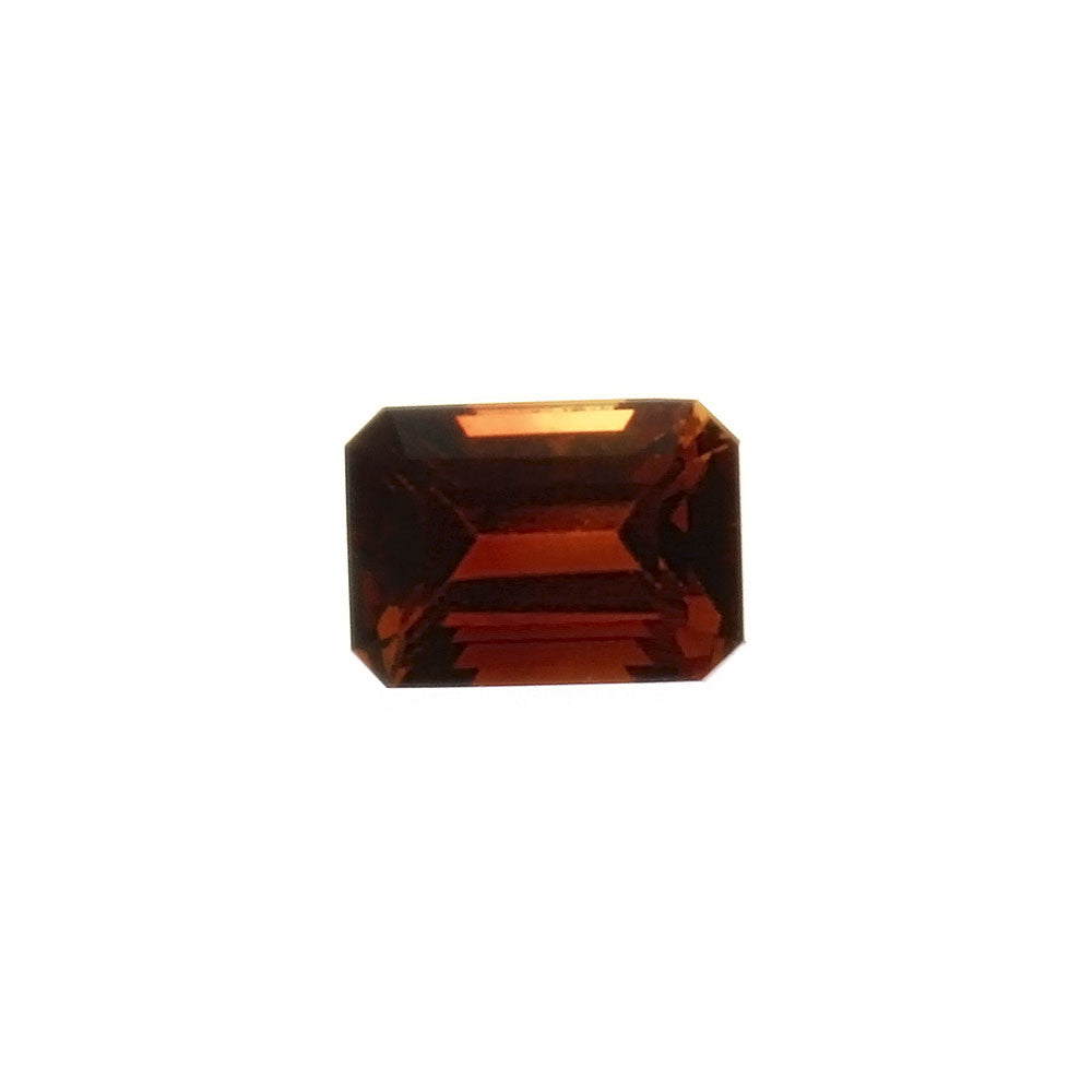 GEMSTONE CITRINE MADEIRA RECTANGLE FACETED GEMS