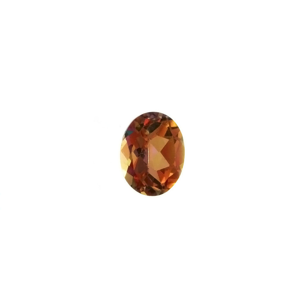 GEMSTONE TOPAZ AZOTIC OVAL FACETED GEMS