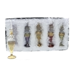 DECOR EGYPTIAN PERFUME BOTTLE NOVELTY