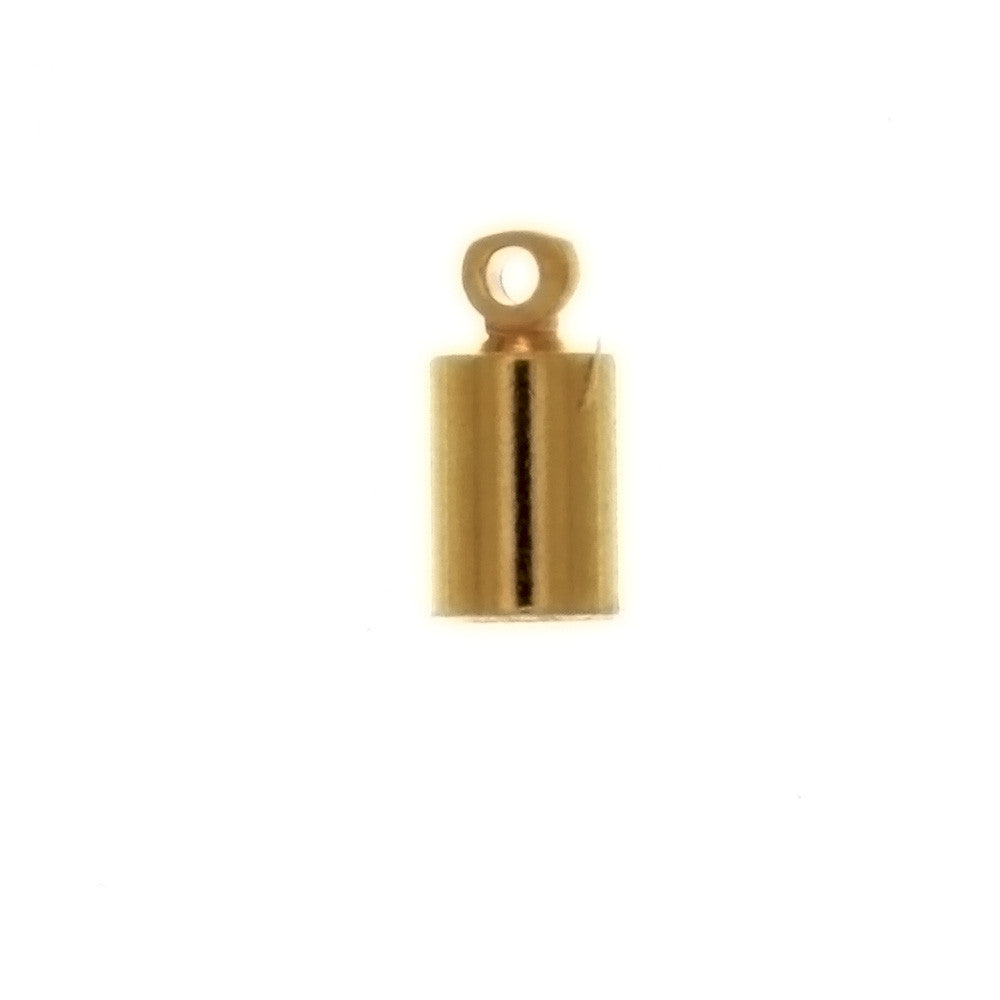 CLASP END CRIMP 4 MM FINDING (1 DOZ)
