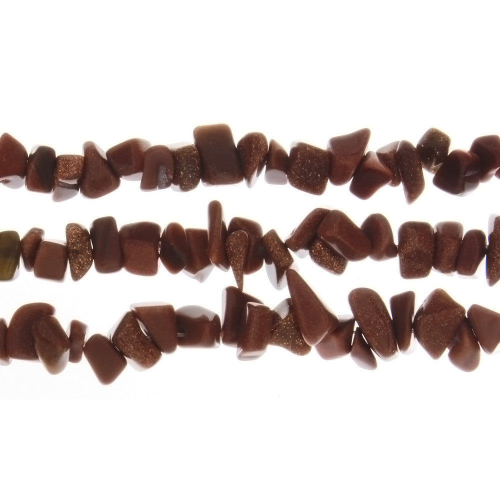 GOLDSTONE BROWN CHIP STRAND