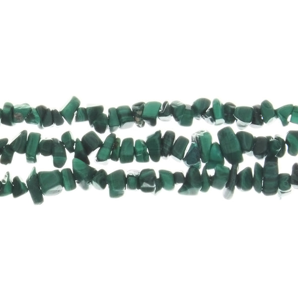 MALACHITE CHIP STRAND