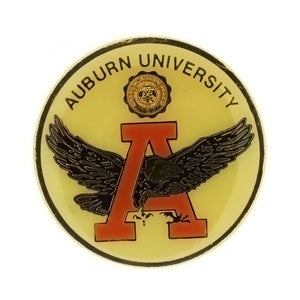 ENAMEL VOCATIONAL AUBURN UNIVERSITY INSERT