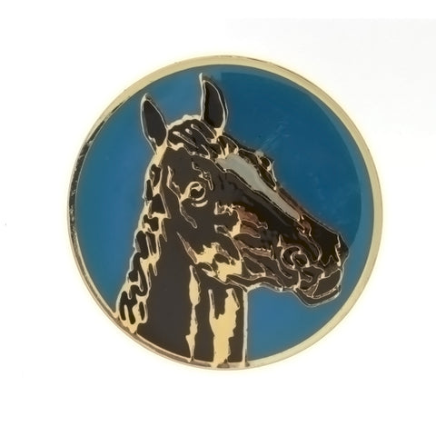 ENAMEL ANIMAL HORSE INSERT