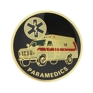 ENAMEL VOCATIONAL PARAMEDICS INSERT