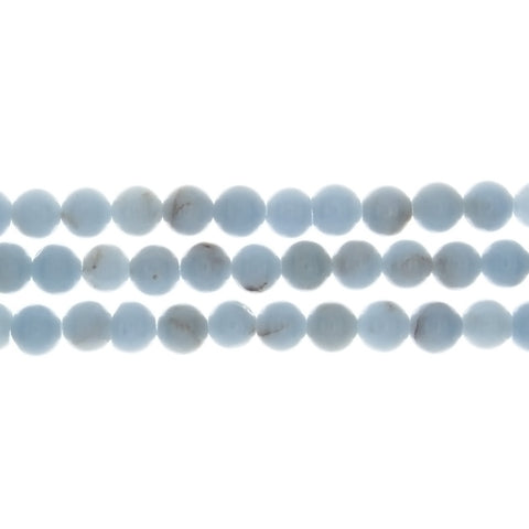 ANGELITE ROUND 6 MM STRAND