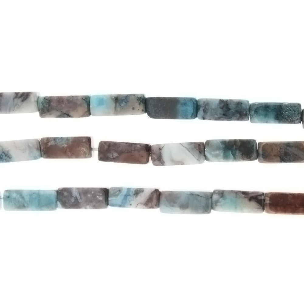 LAGUNA LACE BLUE BAR 6 X 14 MM STRAND