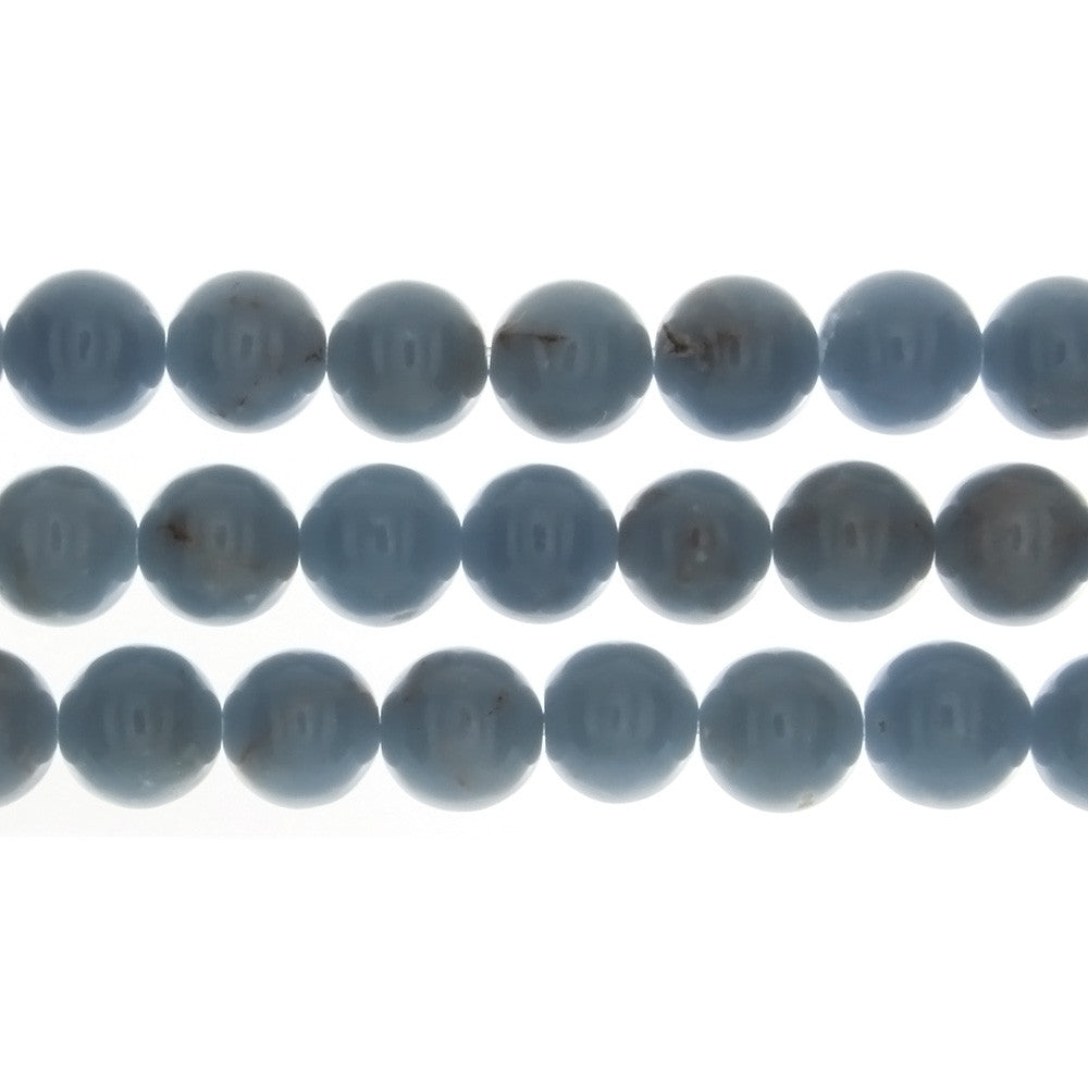 ANGELITE ROUND 10 MM STRAND