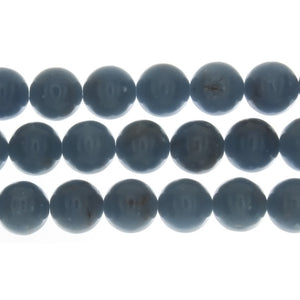 ANGELITE ROUND 12 MM STRAND
