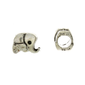 BEAD ANIMAL ELEPHANT 8 X 10 MM