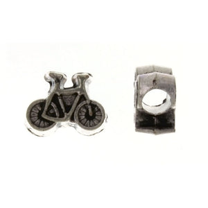 BEAD NOVELTY BICYCLE 10 X 14 MM