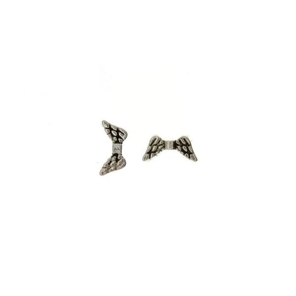 BEAD SYMBOL WINGS 3 X 15 MM