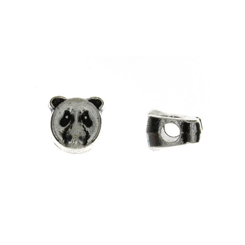 BEAD ANIMAL PANDA BEAR 13 X 13 MM