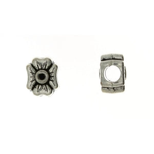 BEAD NATURE FLOWER 8 X 11 MM