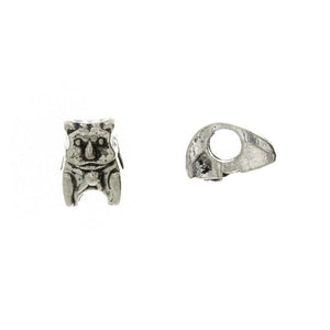 BEAD ANIMAL BULL DOG 10 X 10 MM
