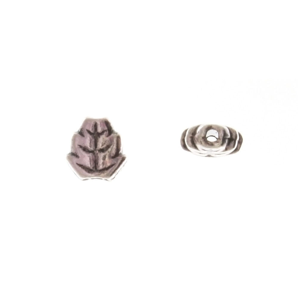 BEAD NATURE LEAF 7 X 7 MM