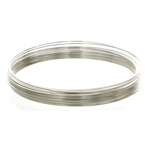 GENERIC 22 GAUGE SQUARE SS WIRE (1 FT)