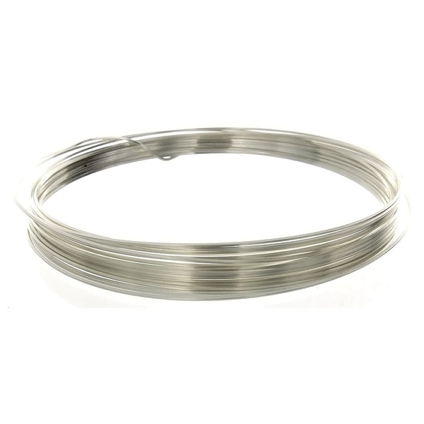 GENERIC 24 GAUGE SQUARE SS WIRE (1 FT)