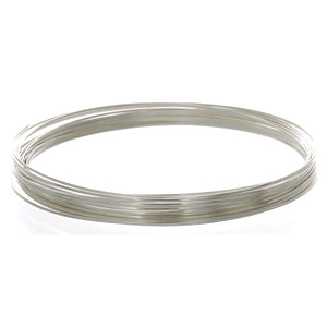 GENERIC 22 GAUGE HALF-ROUND SS WIRE (1 FT)