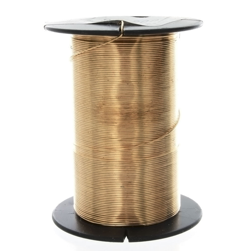 TREE 24 GAUGE GOLD WIRE (25 YD)