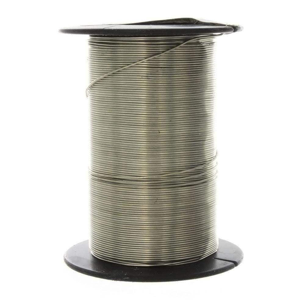 TREE 24 GAUGE SILVER WIRE (25 YD)